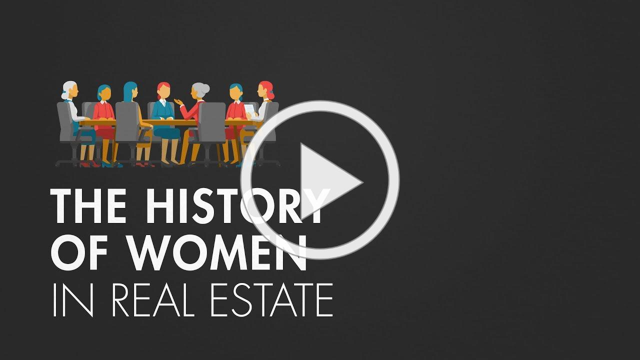 History of Woman in Real Estate | The CE Shop