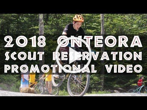 Onteora Scout Reservation 2018 Promotional Video
