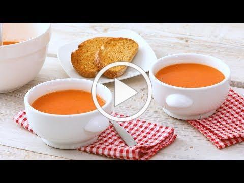 Tomato Soup- Martha Stewart