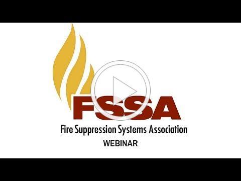 FSSA Webinar: Hot Aisle Cold Aisle