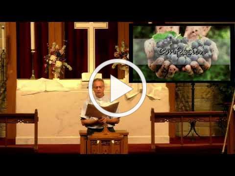 St. John's West Bend - Weekend Worship - 9/5/21