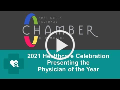 Physician of the Year 2021 Dr Leslie Ziegler