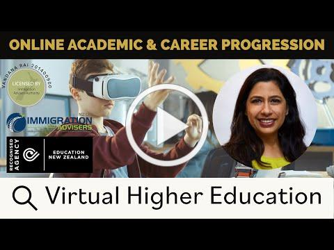 Virtual Higher Education I Study in New Zealand I Online Learning Benefits - Immigration Advisers