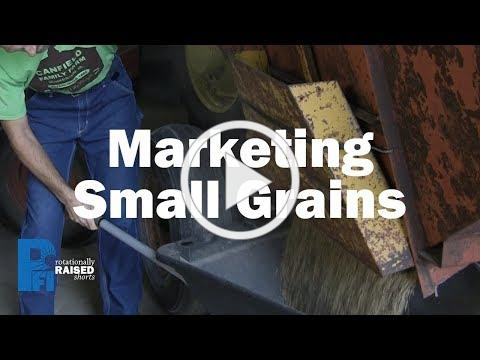 Marketing Small Grains