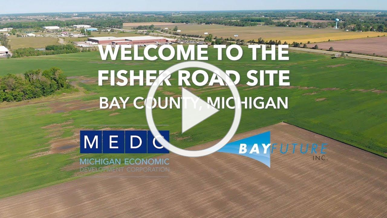 Fisher Road Site, Bay County | MEDC Featured Sites