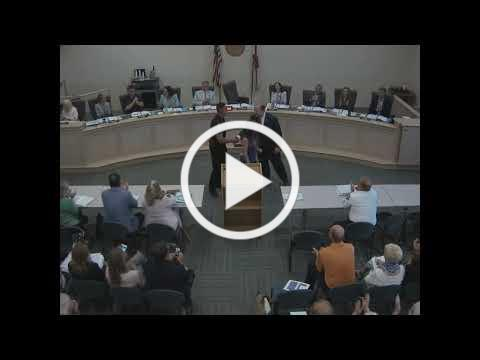 City Council Meeting - 05/20/2019