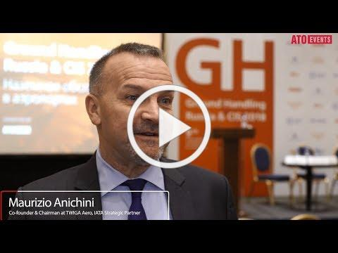 Maurizio Anichini, Twiga Aero - Ground Handling Russia & CIS 2018