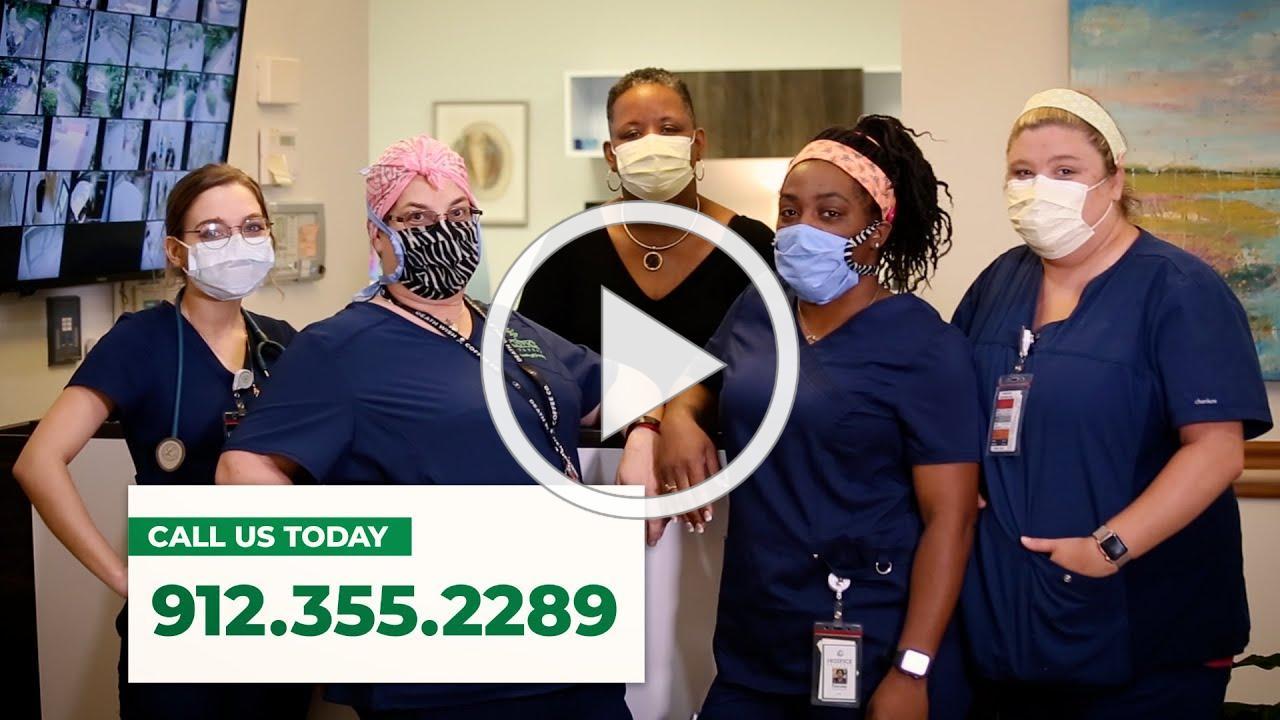Hospice Savannah is Here to Help