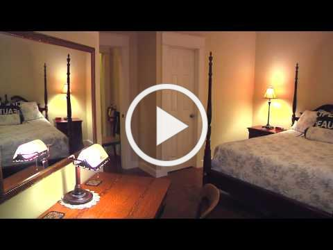 Clark House Bed & Breakfast Video Tour