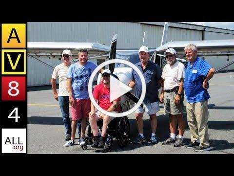 First Flight: AV84ALL's Zenith CH 750 Cruzer
