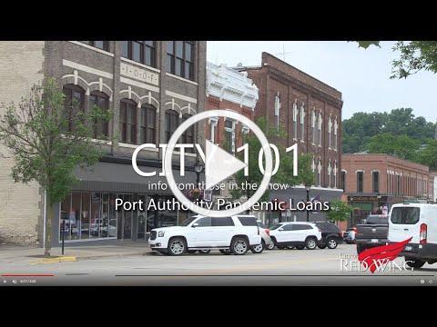 City 101 - Port Authority Pandemic Loans